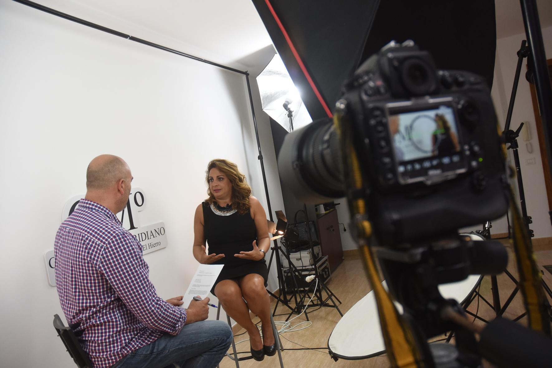 La Entrevista con Cristina Valido