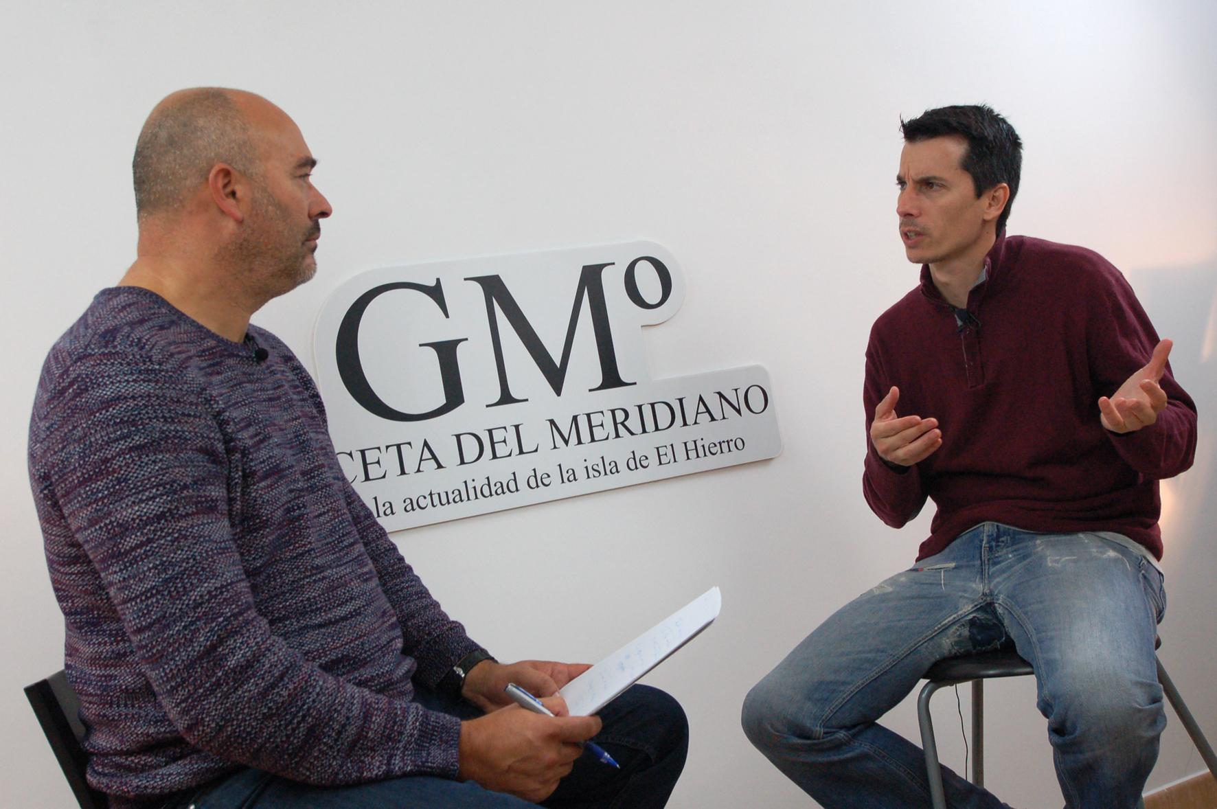 La Entrevista con Luis Segura